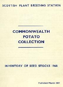 cover of 'oldy' seed inventories